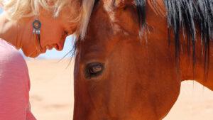 beneftis of touching an animal